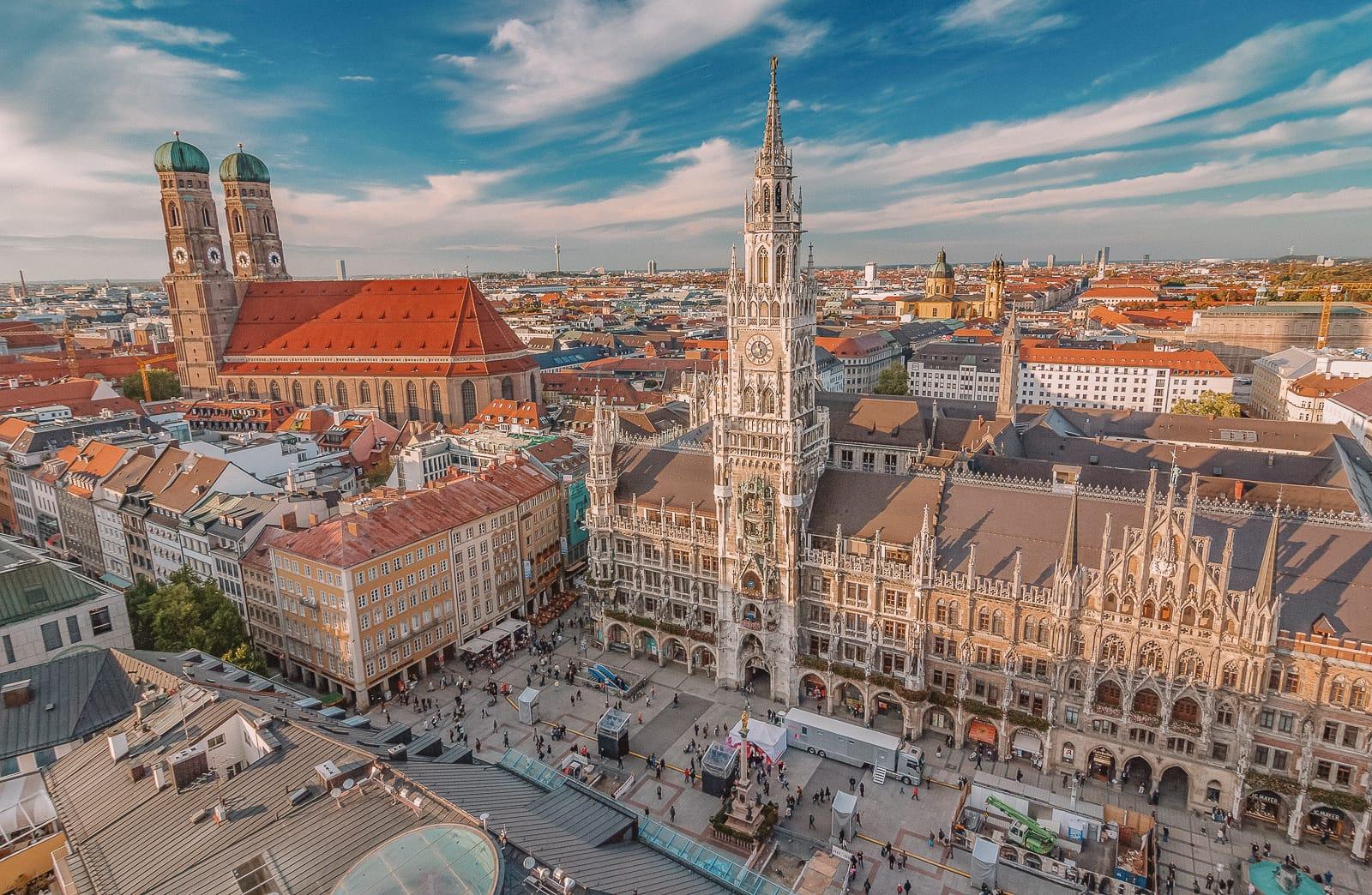 Munich Techtourist Le Guide