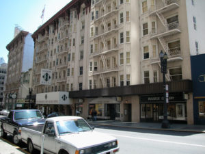 Se loger à San Francisco - Handlery Hotel
