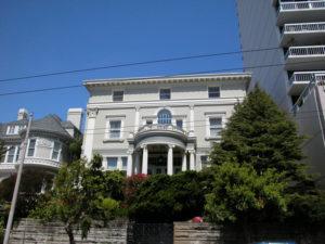 Se loger à San Francisco - Sacramento Street