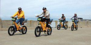 San Francisco en vélo électrique