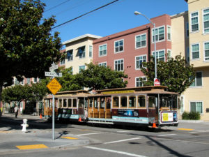 Se loger à San Francisco - Taylor & Francisco Streets