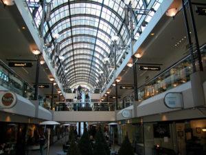 Crocker Galleria - Shopping à San Francisco