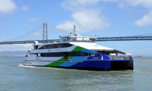 Se déplacer dans San Francisco - En ferry