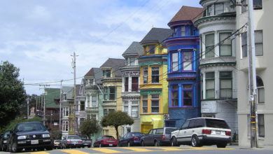 Haight Ashbury - San Francisco