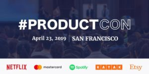 ProductCon - San Francisco