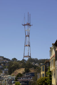 Sutro Tower - San Francisco