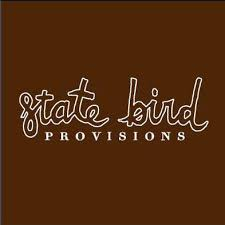 State Bird Provisions - Manger à San Francisco