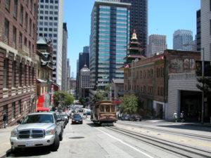 Nob Hill & Cable Car