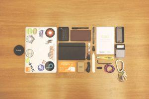 Travailler en voyage - Accessoires