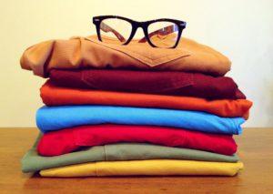 Check-list du voyageur - garde-robe